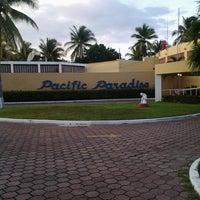 Das Foto wurde bei HOTEL PACIFIC PARADISE von Abimelec B. am 9/5/2013 aufgenommen