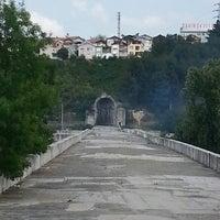 7/14/2013 tarihinde Kemal Ü.ziyaretçi tarafından Justinianus Köprüsü'de çekilen fotoğraf
