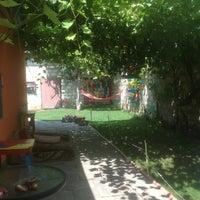 Foto tirada no(a) Funky Mamaliga Hostel por Lena Z. em 8/9/2013