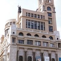 Círculo De Bellas Artes Monumento Marco Em Cortes