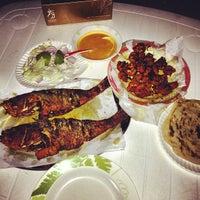 รูปภาพถ่ายที่ Bu Qtair Restaurant โดย Mohammed A. เมื่อ 4/7/2013
