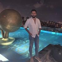 Снимок сделан в Fairmont Quasar Istanbul пользователем Oguzhan A. 8/20/2019