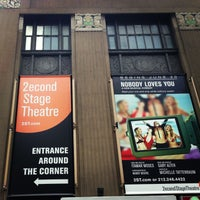 Foto tirada no(a) 2econd Stage Theatre por Seth F. em 7/14/2013