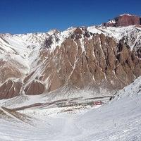 Foto tomada en Centro de esquí Los Penitentes por Germán B. el 8/15/2013