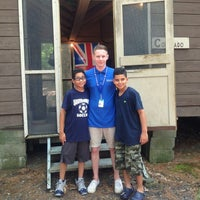 6/30/2013にCrystalがNew York YMCA Campで撮った写真