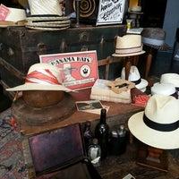 ca043abdc8d09 ... Photo taken at Goorin Bros. Hat Shop by Susan M. on 7 5 ...