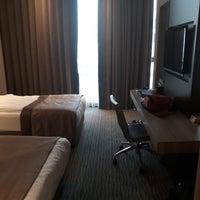 10/25/2018 tarihinde İbrahim E.ziyaretçi tarafından Ostimpark Business Hotel'de çekilen fotoğraf