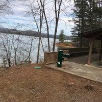 Carters Lake Dam Overlook