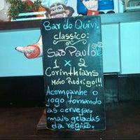 Foto tirada no(a) Bar do Quin por William Baros L. em 7/4/2013