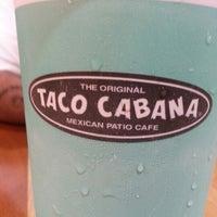 Taco Cabana - 4313 South Fwy on