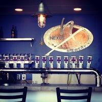 Das Foto wurde bei Nexus Brewery von Carlos G. am 4/22/2013 aufgenommen