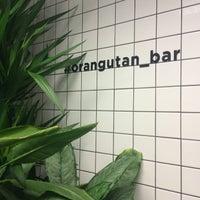 Снимок сделан в Orang+utan bar пользователем Ira M. 1/3/2016