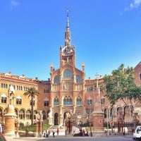 Photo prise au Sant Pau Recinte Modernista par Gabriel P. le4/25/2014