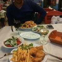 รูปภาพถ่ายที่ Ψαροταβερνα Κουκλις / Kouklis Restaurant โดย Astilean A. เมื่อ 9/20/2013