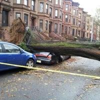 10/30/2012에 Wom B.님이 Frankenstorm Apocalypse - Hurricane Sandy에서 찍은 사진