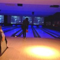 Das Foto wurde bei Bowling Lounge Berlin von Rina A. am 1/5/2014 aufgenommen
