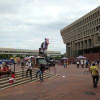 Снимок сделан в City Hall Plaza пользователем Terry B. 7/3/2013