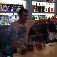Das Foto wurde bei Bodega Canalla von Domino cocktail bar B. am 1/27/2014 aufgenommen