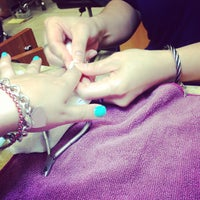 Photo Taken At Spa Amp Nail Fever Brickell By Maria N On