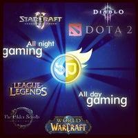 Снимок сделан в SP Gaming Net Station - Coffee SPot пользователем Nikos S. 6/19/2013
