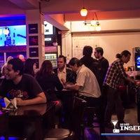 4/12/2014 tarihinde Insert Coin Barziyaretçi tarafından Insert Coin Bar'de çekilen fotoğraf