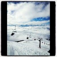 Foto tirada no(a) Chapelco Ski Resort por Erik L. em 8/18/2012