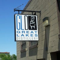 7/26/2011にAaron R.がGreat Lakes Distilleryで撮った写真