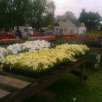 ... Photo taken at Georges Livonia Gardens by MJ. on 5/12/2012 ...