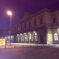 Das Foto wurde bei Stazione La Spezia Centrale von Max B. am 3/15/2012 aufgenommen