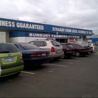 Bunbury Farmers Market - Bunbury Homemaker Centre, Unit 2