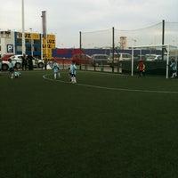 Снимок сделан в Escuela Fútbol L'Aljub пользователем Fernando G. 3/31/2012