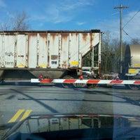 Снимок сделан в Stuck At The Train пользователем Michael S. 1/25/2012