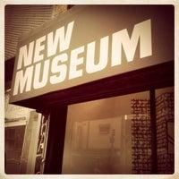 Foto scattata a New Museum da Artitute il 3/8/2012
