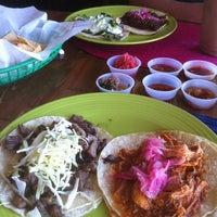 Photo taken at La Santisima by Michael R. on 5/12/2012