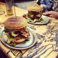 Das Foto wurde bei Berlin Burger International von Andreas S. am 5/14/2012 aufgenommen