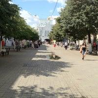 Снимок сделан в Улица Кирова пользователем Olya 8/6/2012