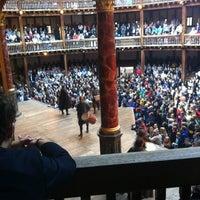 Foto tirada no(a) Shakespeare's Globe Theatre por Stefankai S. em 7/8/2012