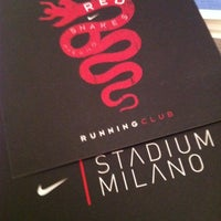 pretty nice df1aa a5349 ... Photo taken at Nike Stadium Milano by Ale R. on 10 13 2011 ...