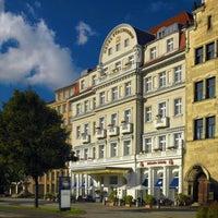 รูปภาพถ่ายที่ Hotel Fürstenhof โดย Christian K. เมื่อ 1/3/2012