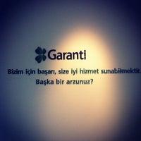 Photo prise au Garanti Bankası par Mesut Ç. le8/1/2012