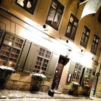 Снимок сделан в Den Gyldene Freden пользователем Peter N. 2/16/2012