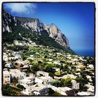Photo prise au Isola di Capri par Louwrens L. le9/10/2012