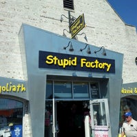 Photo Taken At Stupid Factory By Janice H On 9 11 2017