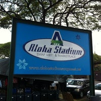 Aloha Stadium Swap Meet - 'Aiea, HI
