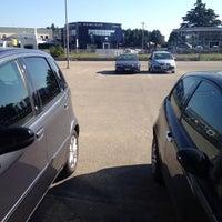 Foto scattata a Parcheggio Via Sassonia da Namer M. il 6/18/2012