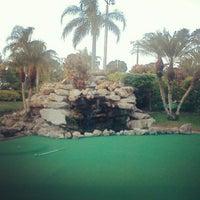 Das Foto wurde bei 76 Golf World von DeQuan F. am 7/29/2012 aufgenommen