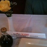 8/22/2012にAngel R.がNaan Sushiで撮った写真