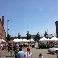 Снимок сделан в South End Open Market @ Ink Block пользователем Eric A. 5/27/2012