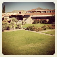 Foto scattata a Taliesin West da Adam R. il 11/25/2012