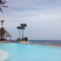 Photo Taken At La Limar Beach Resort By Kenneth E On 3 12